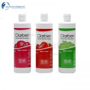 Gel-de-fluor-clarben-cereza-Gel-de-fluor-clarben-TienDental