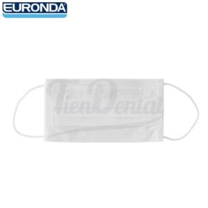Mascarillas-desechables-3-capas-Euronda-Monoart-Blanca-TienDental