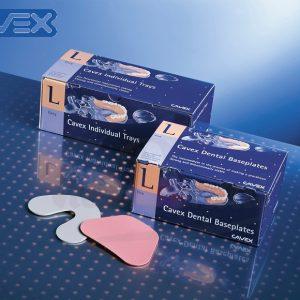 Placas-Impresión-CAVEX-TienDental