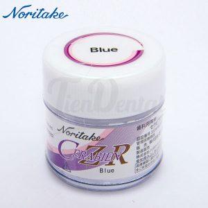 Cerámica-Cerabien-ZR-Noritake-Modificador-azul-TienDental