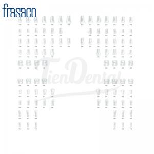 Coronas-temporales-transparentes-primer-premolar-Frasaco-TienDental