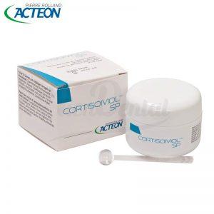 Cortisomol-SP-Cemento-obturación-definitiva-Pierre-Roland-Acteon-TienDental