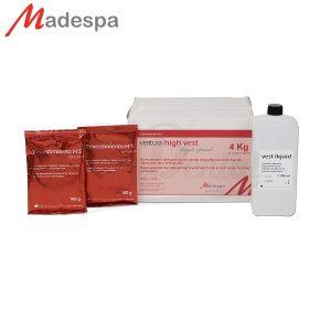 Revestimiento-Ventura-high-vest-high-speed-Madespa-TienDental-material-odontológico-productos-madespa