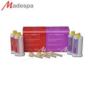 Silicona-Adición-Ventura-impress-2-Light-Body-Madespa-Tiendental-Material-odontológico-productos-madespa