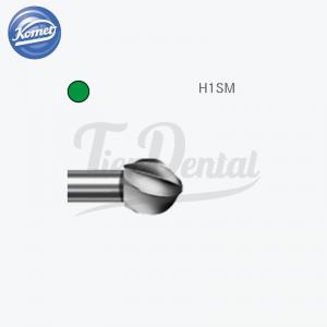 Fresa-H1SM-Carburo-Tungsteno-Redonda-Komet-TienDental