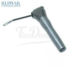 Jeringa-de-acero-3-funciones-angulada-RUMAR-TienDental