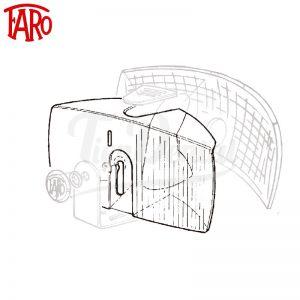 Protección-Frontal-lámpara-Faro-FORMA-TienDental