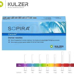 Agujas-estériles-Sopira-Carpule-Kulzer-TienDental-productos-dentales