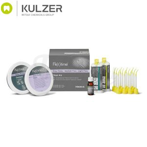 Flexitime-Easy-Putty-Material-Impresiones-Kulzer-trial-kit-TienDental-material-odontológico