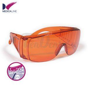 Gafas-Polimerización-Naranjas-Medicaline-Tiendental-productos-odontológicos