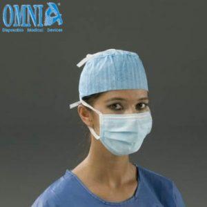 Mascarilla-3-capas-con-lazos-OMNIA-TienDental-material-odontológico