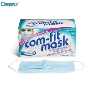 Mascarilla-desechable-Com-Fit-Resistente-a-Fluídos-Dentsply-TienDental-material-sanitario