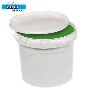Precigel-Masa-de-duplicación-verde-Yeti-Dental-suministros-laboratorio