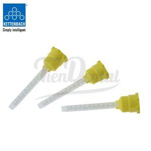Puntas-mezcla-amarillas-Kettenbach-100-uds-TienDental-material-odontologico