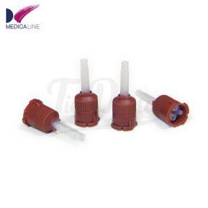 Puntas-mezcla-marrones-tipo-roma-Medicaline-Tiendental-productos-dentales