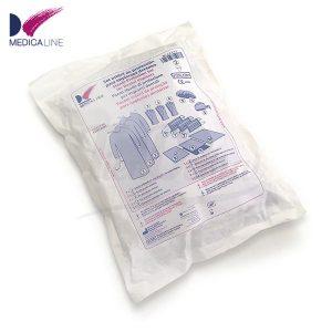 Set-estéril-protección-para-cirugía-Medicaline-pack-TienDental-suministros-médicos