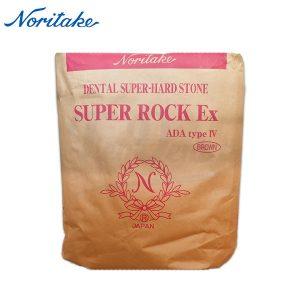 Super-Rock-Kuraray-Noritake-Yeso-sintético-Clase-IV-marrón-TienDental-material-odontológico