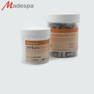 Aleación-níquel-cromo-Ventura-Truebond-CCB-Madespa-TienDental-material-odontológico-Aleaciones-laboratorio
