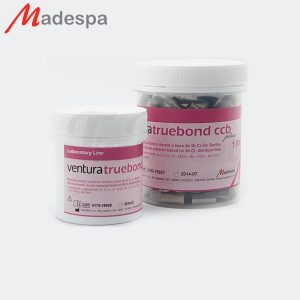 Aleación-níquel-cromo-Ventura-Truebond-CCB-Plus-Madespa-TienDental-material-odontológico-Aleaciones-laboratorio