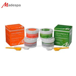 Silicona-Adición-Ventura-impress-2-Putty-Madespa-TienDental-material-odontológico
