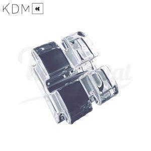 Bracket-Zafiro-ROTH-022-KDM-TienDental-material-odontológico-ortodoncia