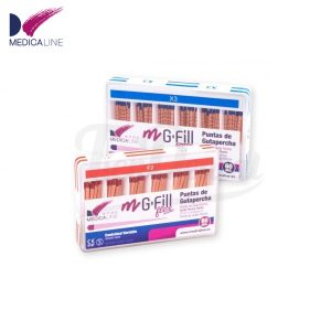 Gutapercha-Medicaline-puntas-Mg-Fill-M-Conic-Flex-TienDental-material-odontológico-endodoncia