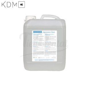 Impression-Clean-Desinfectante-Impresiones-KDM-5l-TienDental-material-odontológico-desinfección