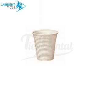 Vasos-Biodegradables-Biu-Cup-Larident-50 uds-TienDental-material-odontológico-productos-ecológicos