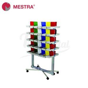 Carro-porta-Bandejas-Mestra-1-Tiendental-material-odontologico