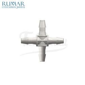Conector-de-Nylon-cruz-RUMAR-TienDental-repuestos-dentales