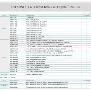 Kit-Quirúrgico-Implante-ESTERNO-KBS-Giesse-Technology-TienDental-implantes-dentales