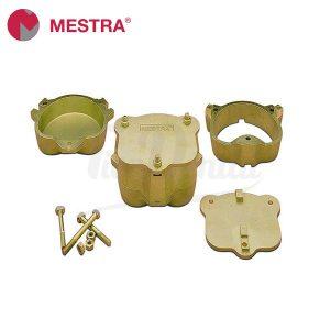 Mufla-Latón-Tornillos-Mestra-TienDental-material-odontologico