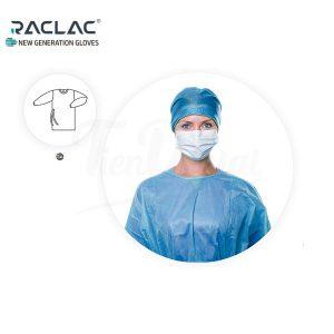 Bata-desechable-Raclac-impermeable-10uds-TienDental-material-de-protección-EPIS
