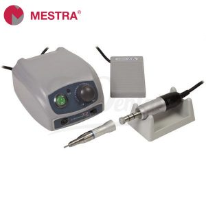 Micromotor-de-escobillas-para-podología-Mestra-con-pieza-de-mano-esterilizable-TienDental-equipamiento-laboratorio