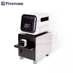 Mueble-rodante-para-esterilizador-de-plasma-Sterlink-accesorios-Plasmapp-Tiendental-equipamiento-clínica-dental