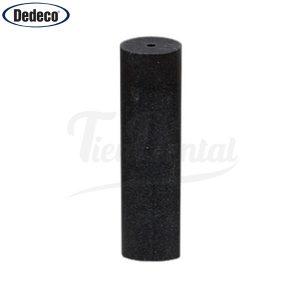 Pulidor-de-goma-punta-negra-Dedeco-caja-unidad-TienDental-material-odontológico