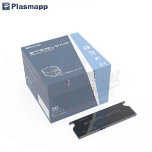 Sterload-Mini-cartucho-de-esterilización-para-Sterlink-caja-30-Mini-Plasmapp-TienDental-material-clínica-dental