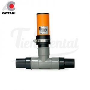 Válvula-fondo-de-línea-de-Aspiración-Cattani-TienDental-repuestos-dentales