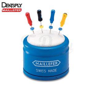 CLEAN-STAND-portalimas-Endodoncia-redondo-Dentsply-Maillefer-TienDental-material-odontológico