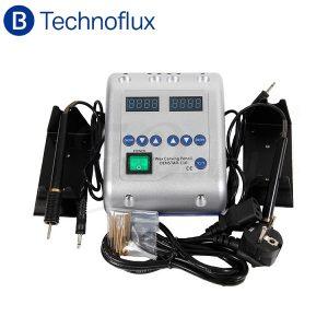 Espátula-digital-doble-para-modelar-cera-500W-Technoflux-TienDental-equipamiento-laboratorio