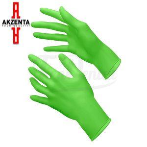 Guantes-de-nitrilo-Akzenta-Style-Nitrilfresh-Green-TienDental-guantes-desechables