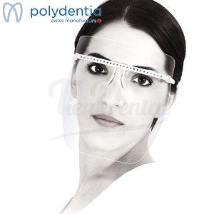 Protector-Facial-Vista-Tec-marco-5-pantallas-Polydentia-TienDental-material-de-protección-epi
