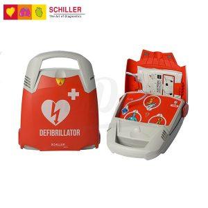 Desfibrilador-semiautomático-Fred-PA-1-Schiller-TienDental-aparatología-clínica-dental