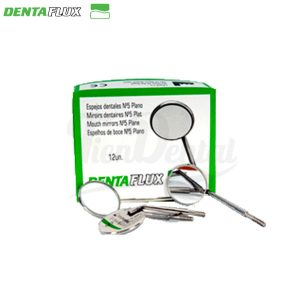 Espejo-Rodio-Dentaflux-12-unidades-TienDental-instrumental-odontológico