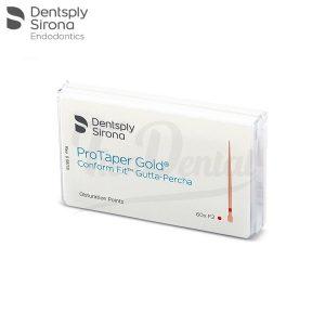 Gutapercha-Pro-Taper-Gold-Conform-Fit-Dentsply-TienDental-materialódontológico