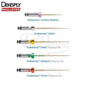 Limas-rotatorias-TruNatomy-Dentsply-Sirona-TienDental-material-odontológico-endodoncia