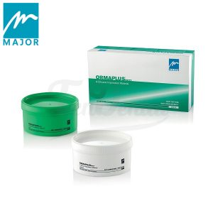 Silicona-pesada-Ormaplus-Putty-Major-Tiendental-material-odontológico