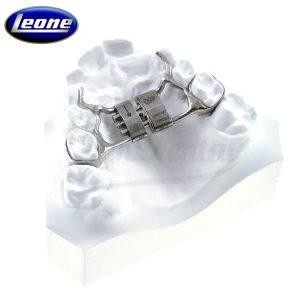 Tornillo-de-expansión-con-activador-de-resorte-Leone-TienDental-materiales-ortodoncia