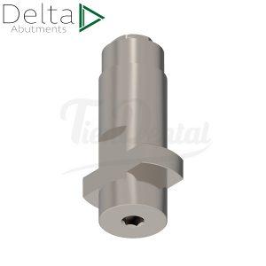 Análogo-digital-compatible-con-implantes-Zimmer-TSV-Green-Delta-Abutments-TienDental-Aditamentos-protésicos-dentales