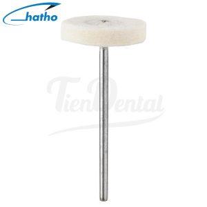 Cepillo-montado-de-fieltro-174-22-Hatho-TienDental-materiales-laboratorio